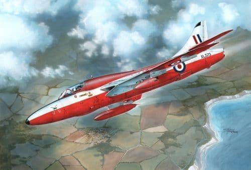 Xtrakit 1/72 Hawker Hunter T.7 # 72013