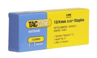 Tacwise 0232 13/4mm Galvanised Staples (5,000)