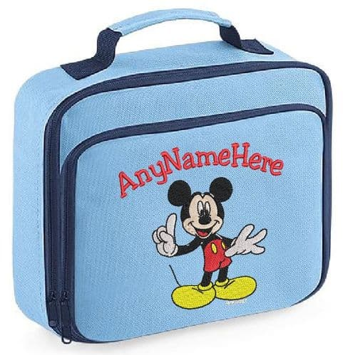Mickey Mouse Design Lunch Bag.