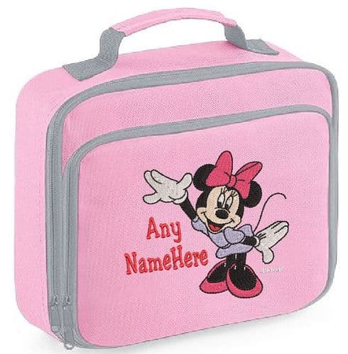 Minnie Mouse design Lunch Bag