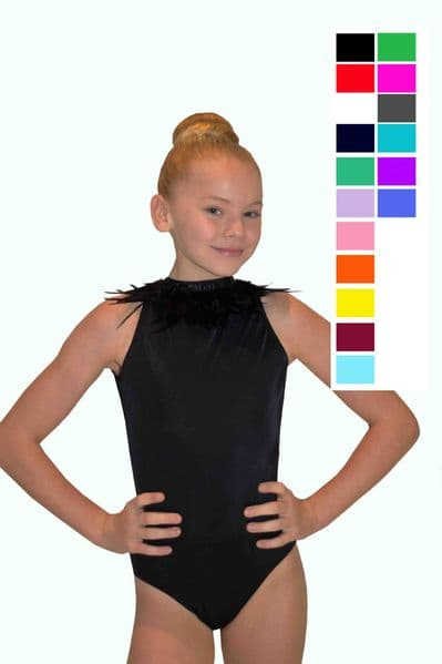 FEATHERED LEOTARD - EARL009 From £36.95