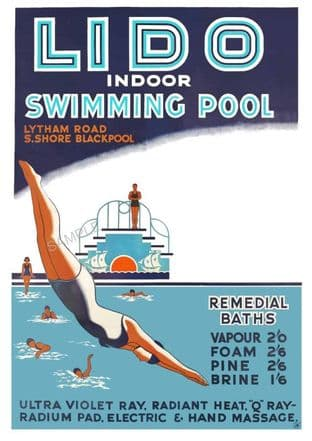 Blackpool Lido South Shore
