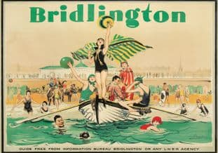 Bridlington Art Deco Bathers