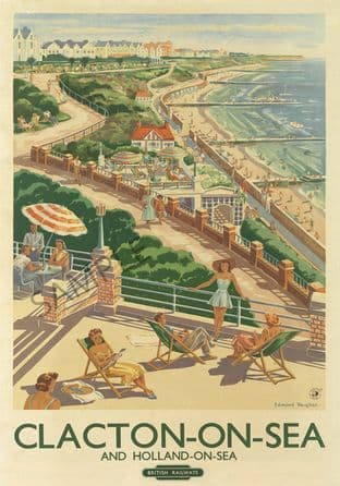 Clacton-on-Sea Prom & Seaside