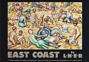 East Coast LNER  Stanislaus Brien