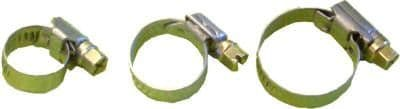 "Hose clip st.steel ""00"" 8-16mm"