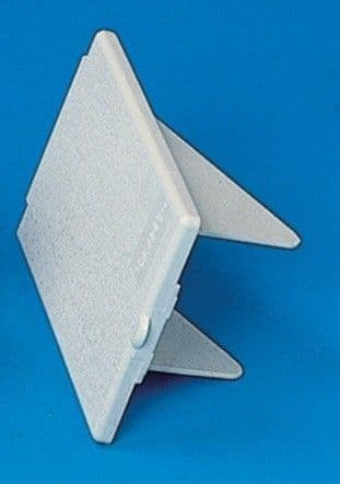 Mains inlet flush replacement flap & pins