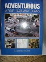 Adventurous Model Railway Plans by Alan Postlethwaite