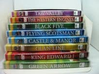 Classic Steam Train DVD Collection