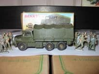 Dinky Toys no.824 Berliet Army Truck