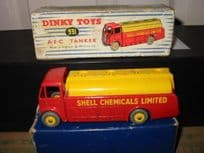 Dinky Toys No.991 AEC Tanker