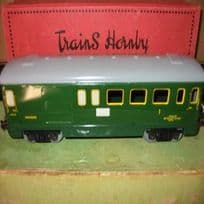 French Hornby SNCF Baggage Coach