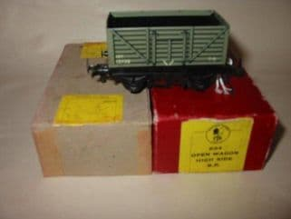 High-Sided Open Wagon