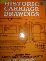 Historic Carriage Drawings by Nick Campling