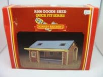 Horby R506 Goods Shed