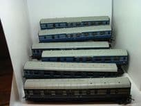 Hornby LMS Period 3 Set of Coaches