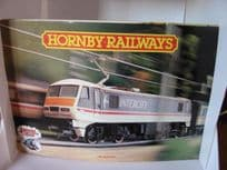 Hornby Railways 34th Edition Catalogue