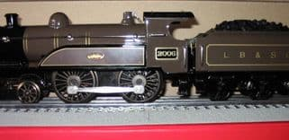 LBSCR 4-4-0 Locomotive