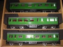 Main Line Corridor Coaches