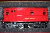 Metropolitan Box Cab Locomotive