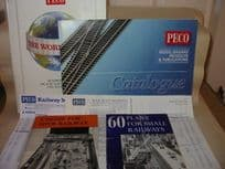 Peco Catalogues