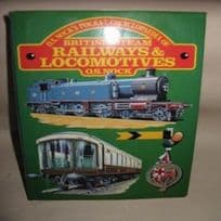 Pocket Encyclopedia of British Steam Railways and Locomotives