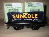 Private Owner Coal Wagons