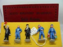 Set of 5 Hornby Railway Figures