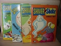Shiver and Shake Annuals
