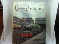 Trains Illustrated Annual 1962