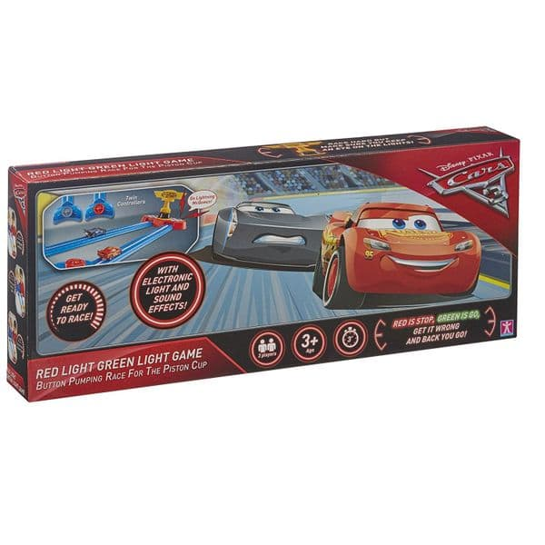 Disney CARS 3 - PISTON CUP GAME - MCQUEEN Vs JACKSON STORM