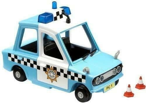 Postman Pat - PC SELBY'S POLICE CAR