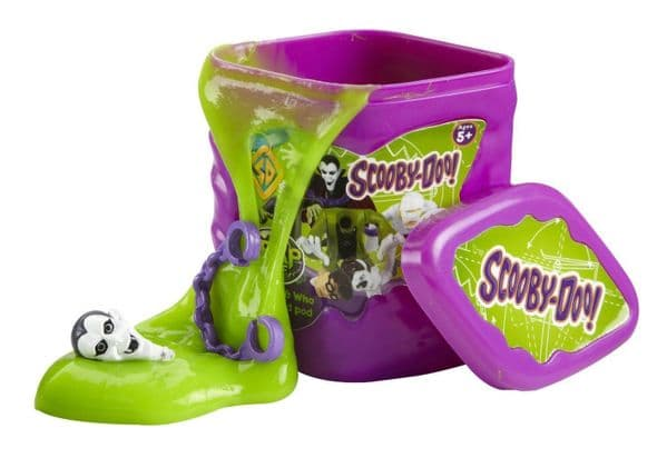 Scooby Doo Trap Time Monsters with Whodunnit Heads GOO PODS - NEW