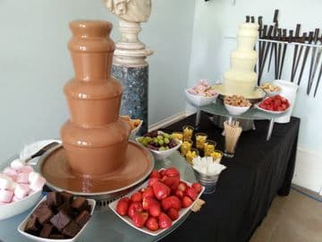 Belgian Chocolate Fountains