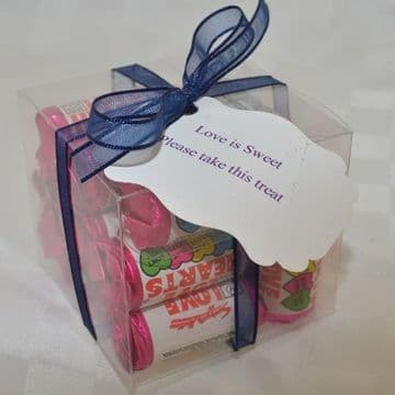 Cube Wedding Favour