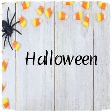 Halloween Spooky Sweets & Creepy Confectionery