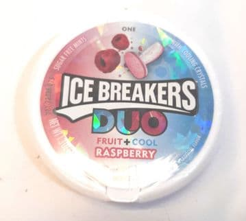 Ice Breakers Fruit and Cool Raspberry