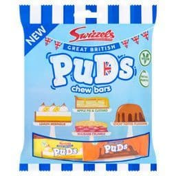 Swizzels Great British Puds Chew Sweets