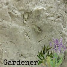 Gardener Rosemary, Tea Tree, Lavender & Pumice Natural Essential Oil Anti-Bacterial GM Soap