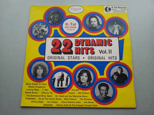 22 DYNAMIC HIT VOL.11 ORIGINAL STARS  (ALBUM)