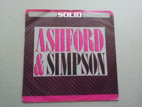 "ASHFORD & SIMPSON SOLID/STREET CORNER (7"" SINGLE)"