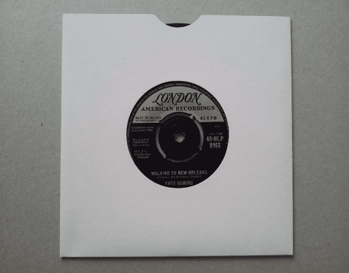 "FATS DOMINO WALKING TO NEW ORLEANS   (7"" SINGLE)"