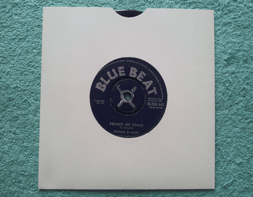 "PRINCE BUSTER DON'T THROW STONES    (7"" SINGLE)"