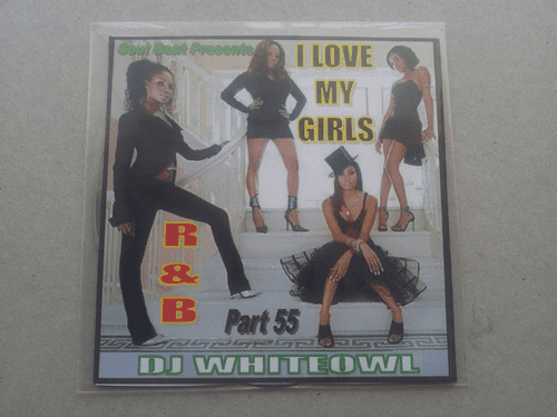 R&B I LOVE MY GIRLS PART 55 (CD OR MP3)