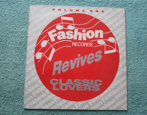 REVIVES CLASSIC LOVERS VOLUME ONE (ALBUM)