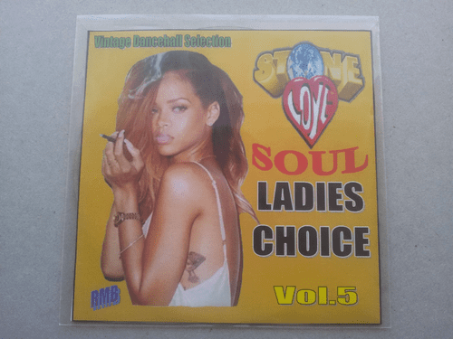 STONELOVE  LADIES CHOICE VOL.5 (CD OR MP3)