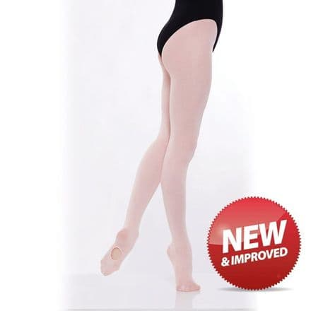 Silky High Performance Convertible Ballet Tights - Childrens