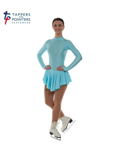 Tappers and Pointers Aqua Skating Dress