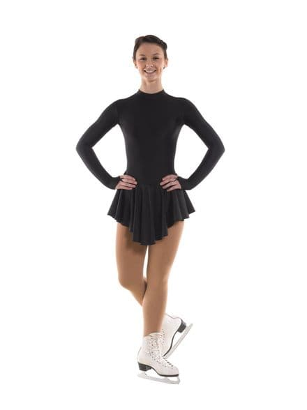Tappers and Pointers Black Skating Dress