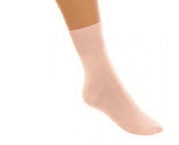 Tappers and Pointers Pink Nylon Dance Socks